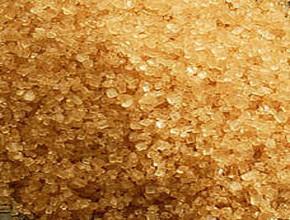 Bulk turbinado sugar